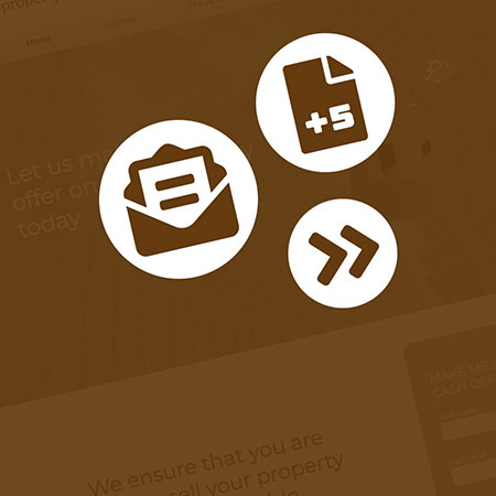 Small Site Package Web design