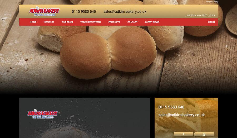 Adkins Bakery Site