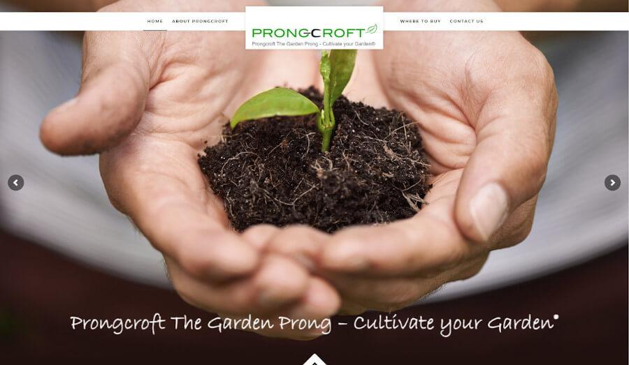 Prongcroft Website