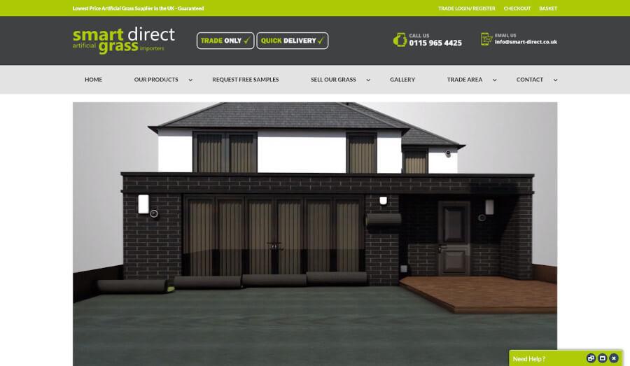 Smart Direct Site