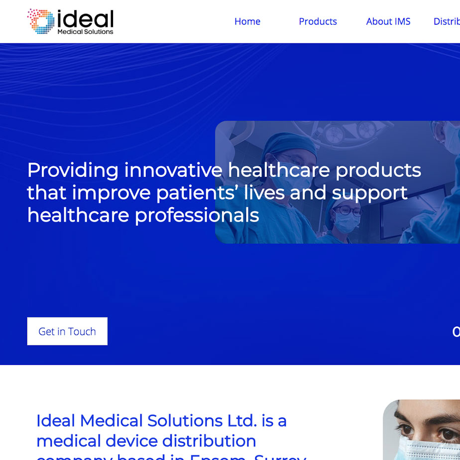 Ideal MS Main Website