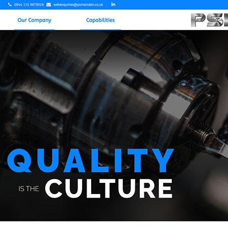 PS Marsden Website Project
