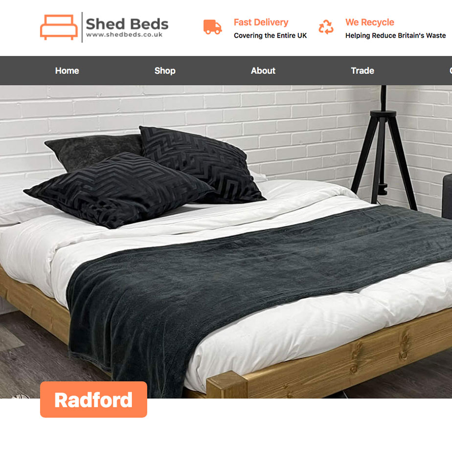 Shed Beds Site