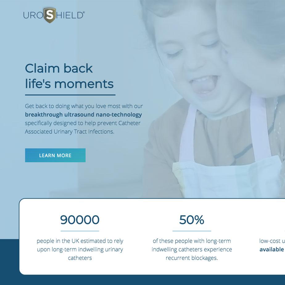 UroShield Site